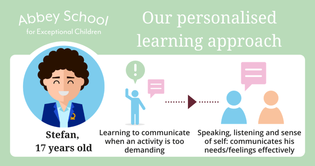 Personalised Learning - Stefan 2